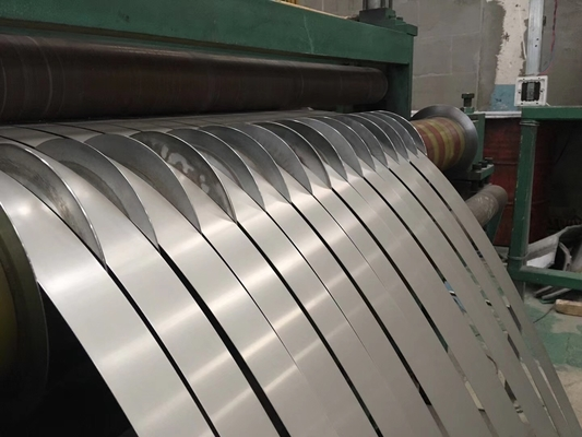 Martensitic 1.4021 1.4028 1.4031 1.4034 Cold Rolled Stainless Steel Slit Strip Coil